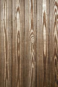 木目の壁の写真素材 [FYI00231954]