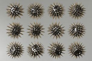バクテリアの写真素材 [FYI00231986]