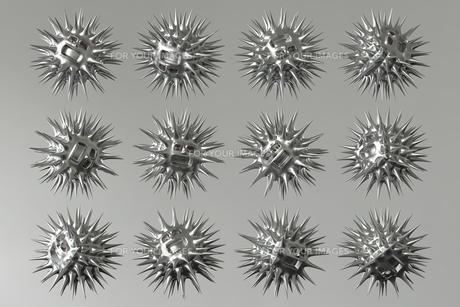 バクテリアの写真素材 [FYI00232010]