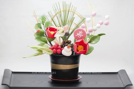正月飾りの写真素材 [FYI00232257]