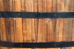 樽の側面の写真素材 [FYI00232280]