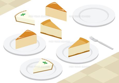 チーズケーキの写真素材 [FYI00232335]