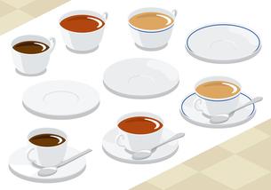 コーヒー・紅茶の写真素材 [FYI00232336]