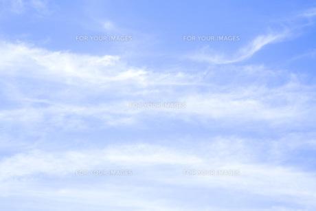 青空の背景素材の素材 [FYI00232565]