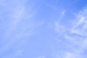 青空の背景素材の素材 [FYI00232568]