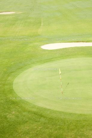 ゴルフコースの写真素材 [FYI00232722]