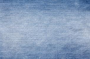 ジーンズの布の写真素材 [FYI00232844]