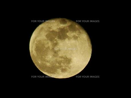 満月の写真素材 [FYI00233031]