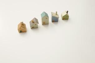 玩具の住宅の写真素材 [FYI00233445]