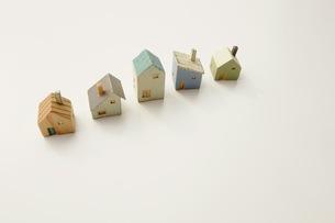 玩具の住宅の写真素材 [FYI00233452]