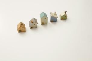 玩具の住宅の写真素材 [FYI00233463]