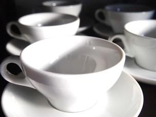 ティーカップ&ソーサーの写真素材 [FYI00233925]