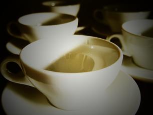 ティーカップ&ソーサーの写真素材 [FYI00233952]