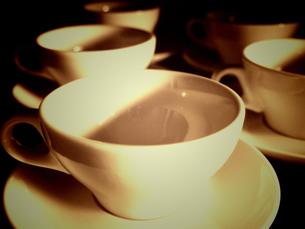 ティーカップ&ソーサーの写真素材 [FYI00233955]