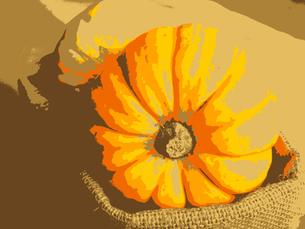 ハロウィンのカボチャの写真素材 [FYI00233980]