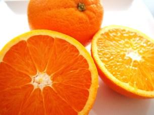 カットオレンジの写真素材 [FYI00234021]