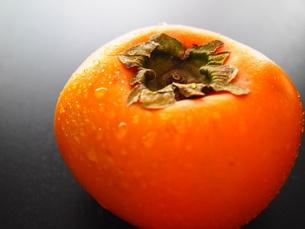 柿の実の写真素材 [FYI00234061]