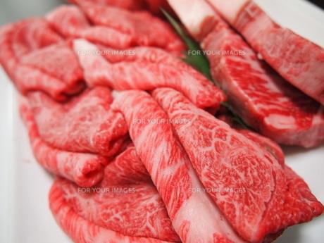 神戸牛の写真素材 [FYI00234073]