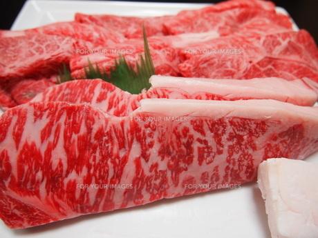 神戸牛の写真素材 [FYI00234074]