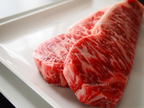 神戸牛の写真素材 [FYI00234081]
