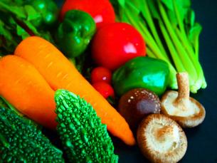 野菜集合の写真素材 [FYI00234083]
