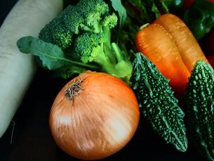 野菜集合の写真素材 [FYI00234093]