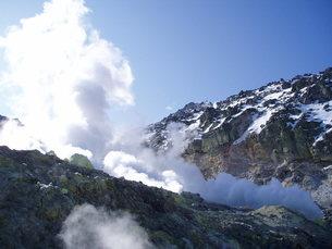硫黄山の写真素材 [FYI00234714]