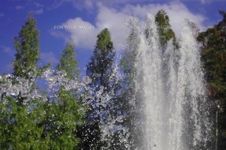 水しぶきの写真素材 [FYI00235013]