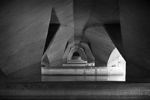 Under Bridgeの写真素材 [FYI00235363]