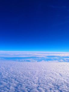 雲の上の写真素材 [FYI00235379]