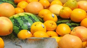 summer fruits...の写真素材 [FYI00235406]