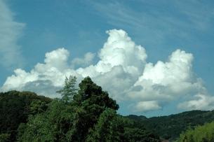 summer sky...の写真素材 [FYI00235410]