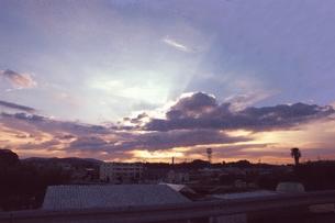 summer swunset...の写真素材 [FYI00235413]