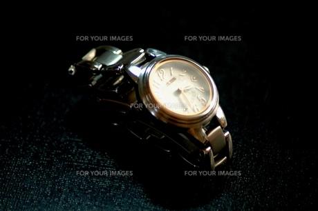 Wristwatch...の写真素材 [FYI00235447]