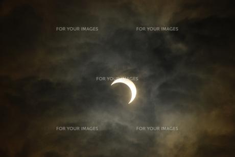 金環日食の写真素材 [FYI00235768]