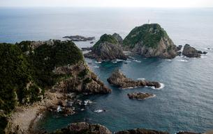 本土最南端佐多岬の写真素材 [FYI00236611]