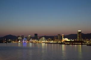 神戸 夜景の写真素材 [FYI00236710]