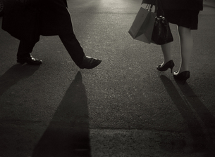 Crossingの写真素材 [FYI00236756]