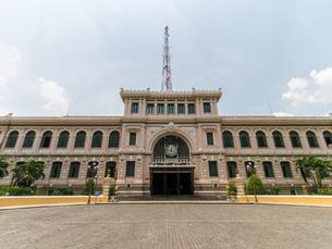 サイゴン中央郵便局(ベトナム)の写真素材 [FYI00236769]