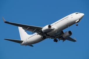Boeing 737-800の写真素材 [FYI00236790]