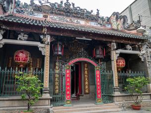 ベトナム 天后宮(ティエンハウ廟)の写真素材 [FYI00236797]