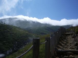 栗駒山・登山の素材 [FYI00236938]
