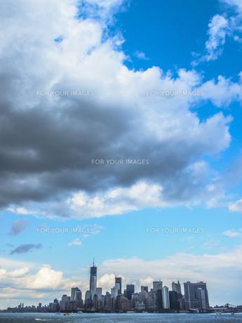 マンハッタンの写真素材 [FYI00237218]