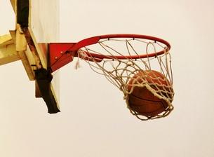 バスケットボールの写真素材 [FYI00237282]
