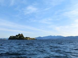 軍艦島の写真素材 [FYI00237311]