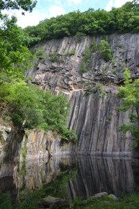 採石場の写真素材 [FYI00237369]