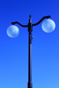 電灯の写真素材 [FYI00237638]
