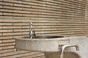 水飲み場の写真素材 [FYI00237642]