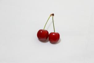 さくらんぼの写真素材 [FYI00237663]