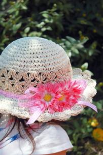 麦わら帽子の写真素材 [FYI00237678]